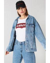 Levi's - Baggy Trucker Jacket - Lyst