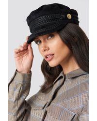 WOS - Vega Hat Black - Lyst