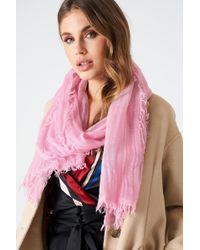 Filippa K - Cold Dyed Wool Scarf - Lyst