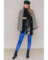 NA-KD - Coloured Tights Cobalt - Lyst