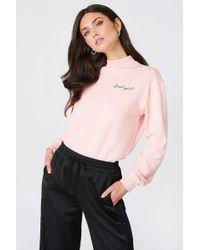 NA-KD - Cool Girl Sweatshirt - Lyst