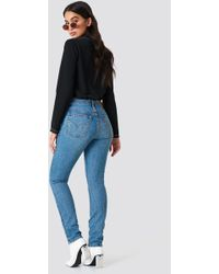 Levi's - 501 Skinny Jeans Day Dreams - Lyst