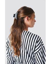 NA-KD - Sparkly Moon Hair Clip - Lyst