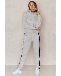 Filippa K - Brushed Sweat Trousers - Lyst
