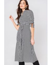 Mango | Striped Shirt Dress | Lyst