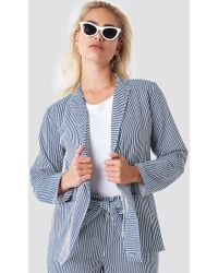 Rut&Circle - Firo Striped Blazer - Lyst