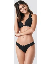 e97ce4e91cd Tori Praver Swimwear Swimwear Mimi Bottom In Black in Black - Lyst