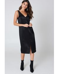 By Malene Birger - Splendi Dress Black - Lyst
