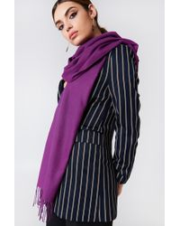 NA-KD - Woven Scarf - Lyst