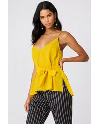 French Connection - Dalma Strappy Top - Lyst