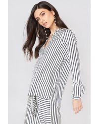 FWSS - Bente Shirt Sonder Stripes - Lyst
