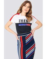 Tommy Hilfiger - Gigi Hadid Speed Ss T-shirt - Lyst