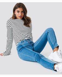 Trendyol - Block Colored Skinny Jeans - Lyst
