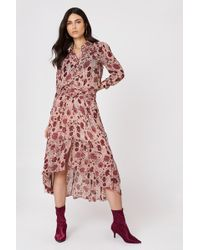 Second Female - Bohemia Skirt Cameo Rose - Lyst