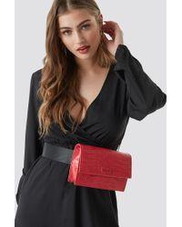 NA-KD - Bum Bag Red - Lyst