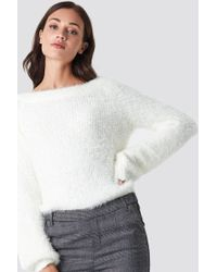 Rut&Circle - Feather Knit White - Lyst