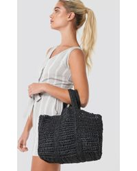 Mango - Wheat P Bag Black - Lyst