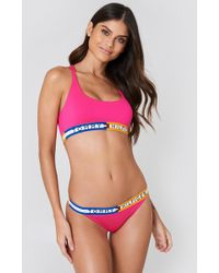 Tommy Hilfiger - Cheeky Bikini Bottom - Lyst