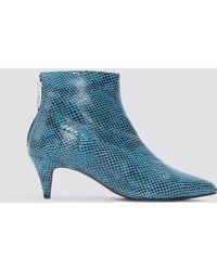 Gestuz - Sheba Snake Boots Granada Snake - Lyst