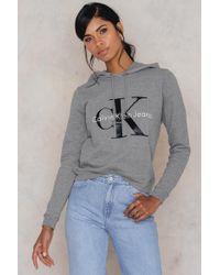 Calvin Klein | Honour True Icon Hoodie | Lyst