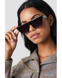 f98e1a765e Tom Ford Bardot Sharp Cateye Sunglasses in Gray - Lyst