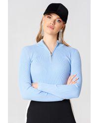 Storm&Marie - Nap Zip Sweater - Lyst