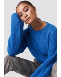 Gestuz - Holly Pullover Lapis Blue - Lyst