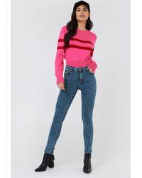 Trendyol - High Waist Skinny Jeans - Lyst