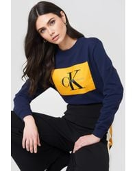 Calvin Klein - Hebe True Icon Jumper - Lyst