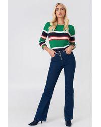 Trendyol - Zip Bootcut Jeans - Lyst