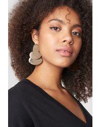 Mango - Harlem Earrings Gold - Lyst
