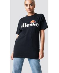 Ellesse - Al Albany T-shirt Anthracite - Lyst