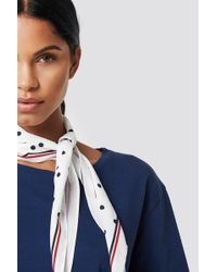 NA-KD - Dotted Hair Scarf - Lyst