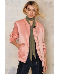 Motel Rocks - Coppens Bomber Jacket - Lyst