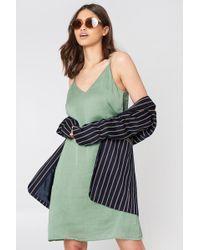 Storm&Marie - Divya Midi Dress Hedge Green - Lyst