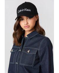 Calvin Klein - W Cap - Lyst