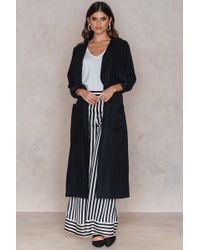 Rut&Circle | Nillan Long Trench | Lyst