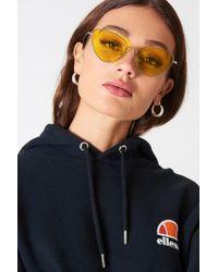 NA-KD - Metal Frame Cat Eye Sunglasses - Lyst