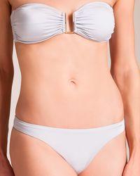 Melissa Odabash - Barcelona Bandeau Bikini - Lyst
