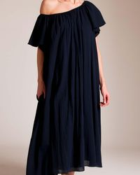Loup Charmant - Airy Cotton Hydrus Dress - Lyst