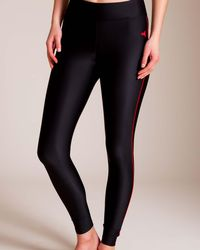 Laain - Tamara Side Piping Legging - Lyst