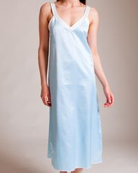 Louis At Home - Signature Cassis Gown - Lyst