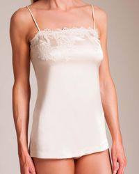 Cotton Club - Sweet Dream Camisole And Shorty - Lyst