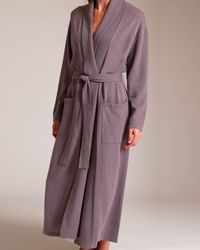 Arlotta By Chris Arlotta Cashmere Long Robe
