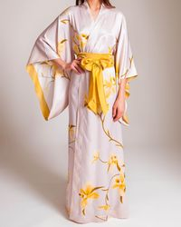 Carine Gilson - Long Kimono - Lyst
