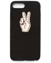 Nasty Gal | Peace Out Iphone 6/7/6+/7+ Case | Lyst