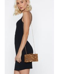 Nasty Gal - Want Wet's It To You Acetate Crossbody Bag - Lyst