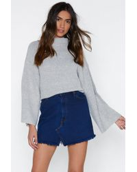 Nasty Gal - Somebody To Love Sweater - Lyst