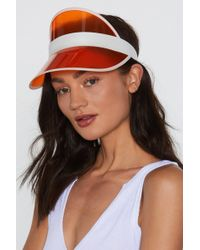 f0e858fb077a2 Lyst - Nasty Gal Janelle Boater Hat - Camel in Brown