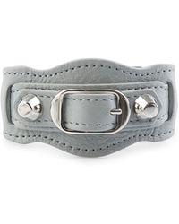 Balenciaga - Bracelet - Lyst
